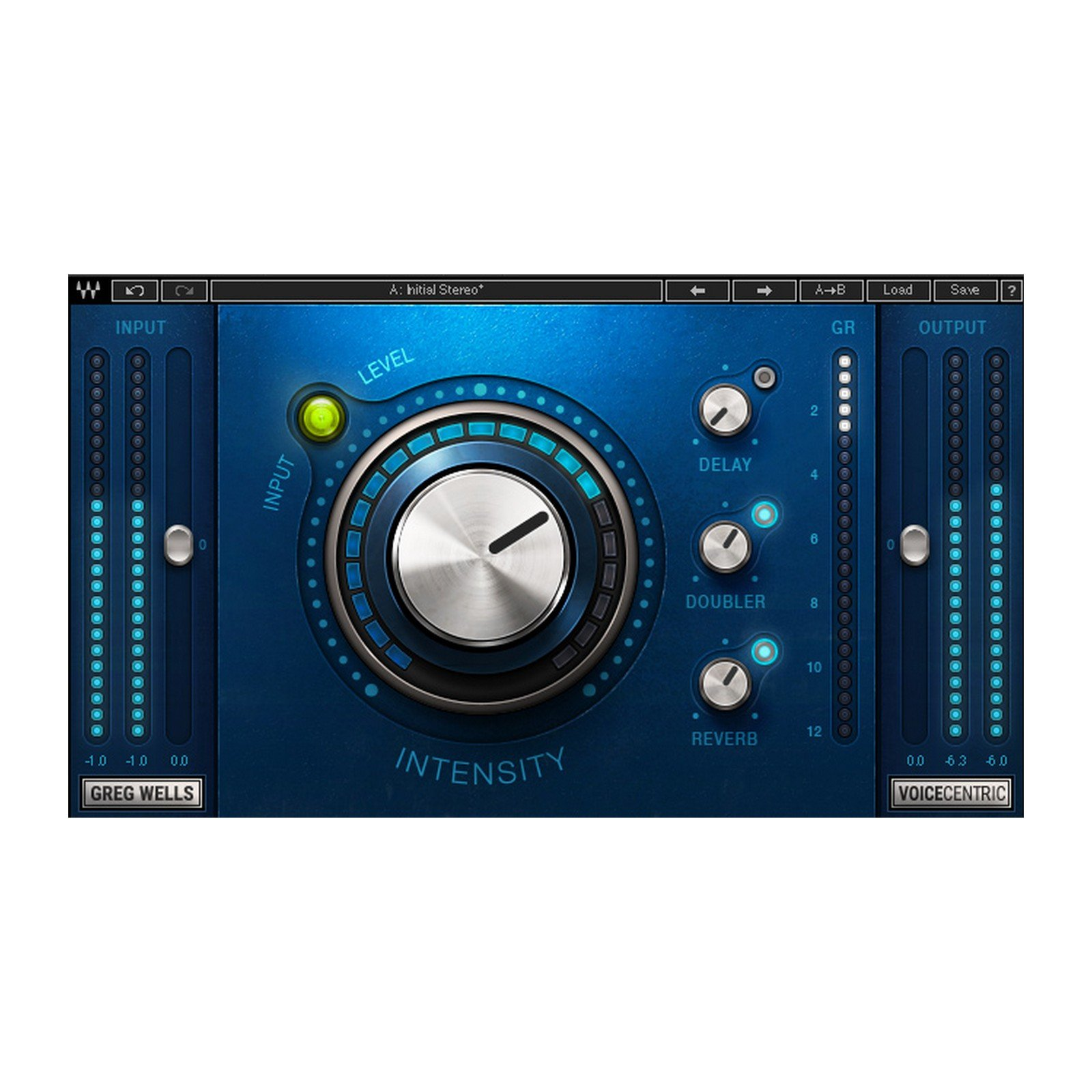 Waves Greg Wells | VoiceCentric Plugin Software Download Only