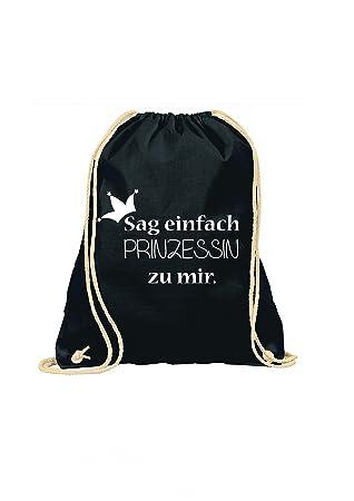Loose Publicidad técnica Hipster - Bolsa de deporte bolsa de deporte bolsa yute Bolsa Mochila Impresión: Sag fáciles de Princesa Mir: Amazon.es: Hogar