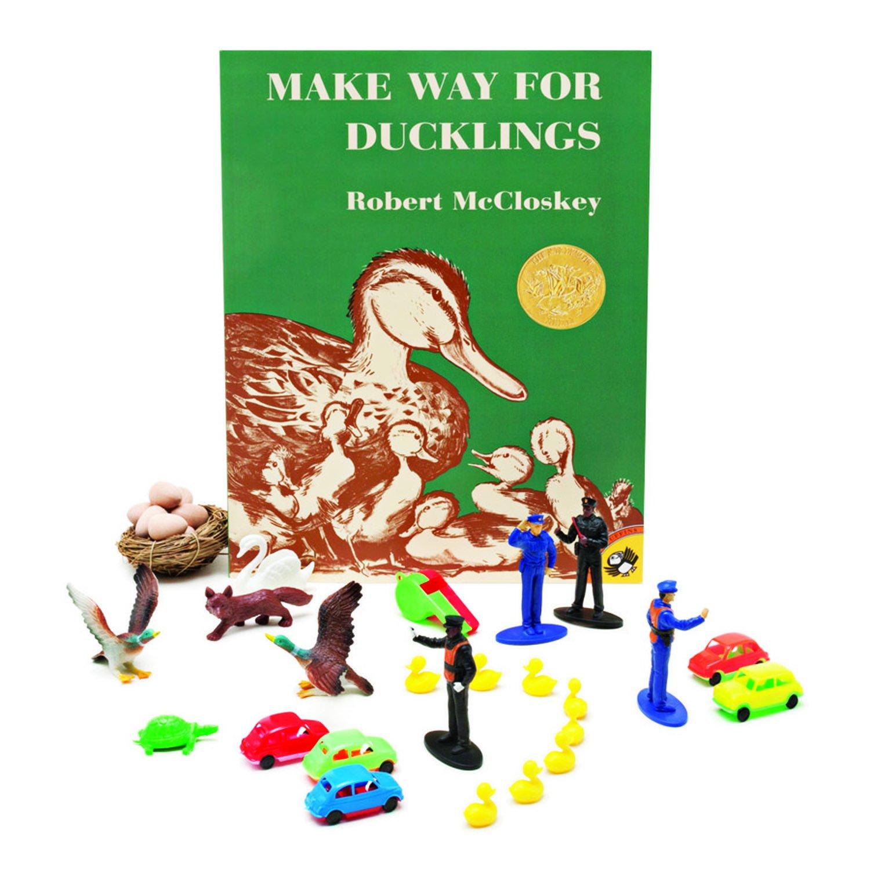 Make Way For Ducklings 3D Storybook   B00TAF52YK