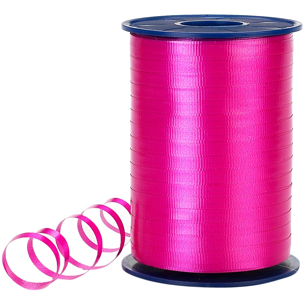 Black 3//16-Inch by 500-Yard Morex Poly Crimped Curling Ribbon
