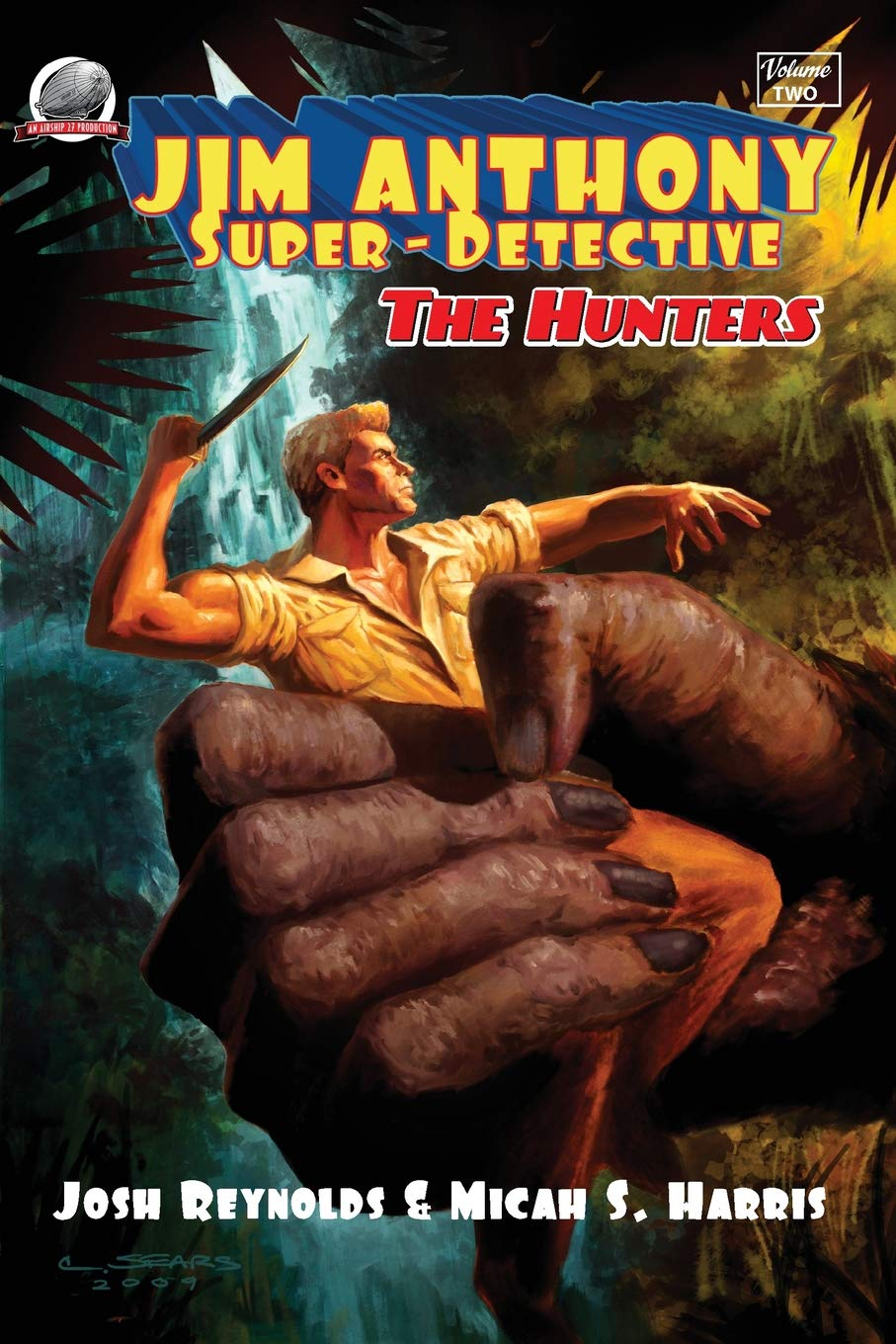 "Jim Anthony: Super-Detective Volume Two: ""The Hunters"" (Volume 2) PDF"