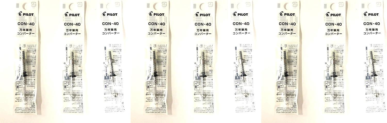 CON-40 Screw Type Pilot Fountain Pen Ink Converter Value Set of 3-1