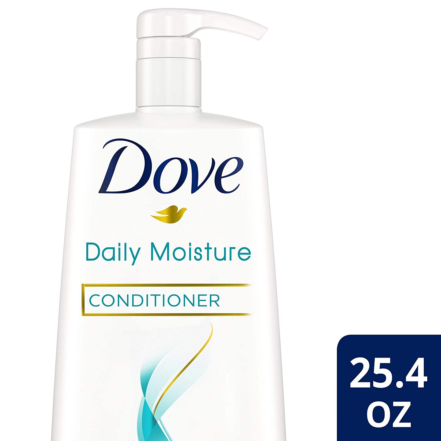 Dove Nutritive Solutions Daily Moisture Conditioner with Pump,25.4 oz