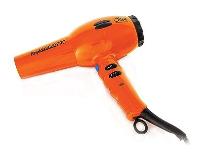 Diva Pro - Secador rapida 3600 pro gloss orange diva