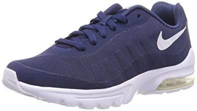 new style 85806 f37c7 Nike Boys Air Max Invigor (gs) Competition Running Shoes, Multicolour (Navy