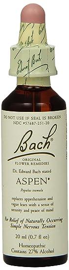 Bach Flower Aspen