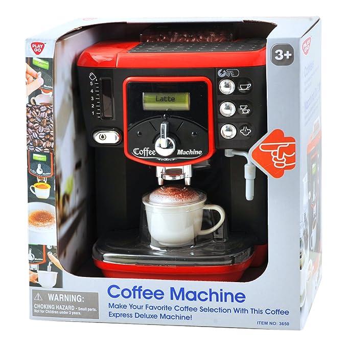 PlayGo 3650 - Máquina de café, Juguete