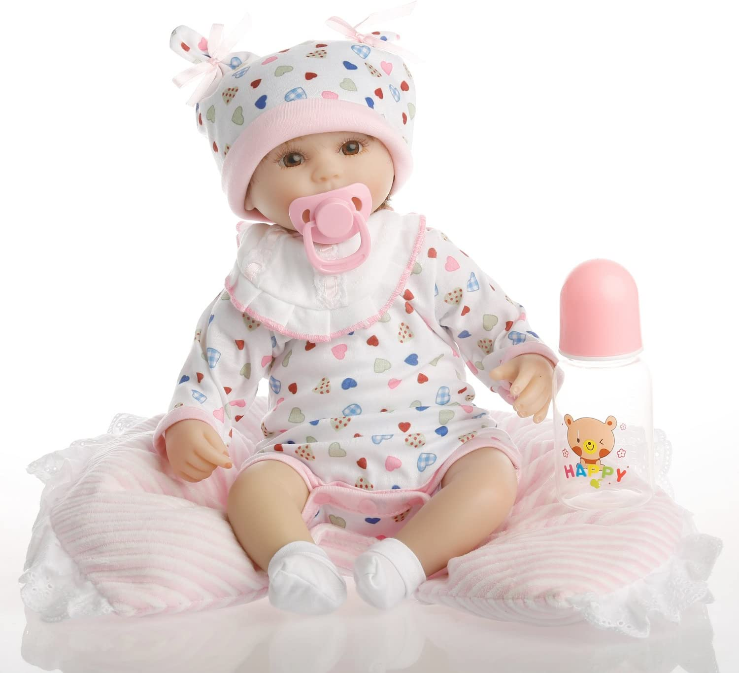 Top 10 Best Silicone Baby Dolls (2020 Reviews & Buying Guide) 5