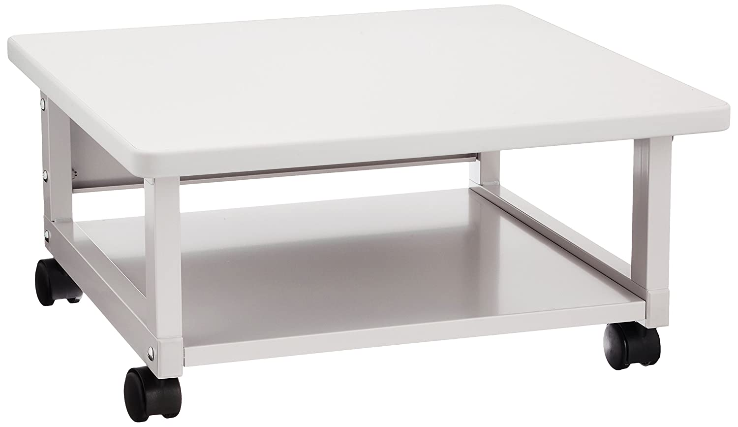 ナカバヤシ レーザープリンタテーブル PTL-202N B000UJ1M8A Parent  W60×D60×H30cm