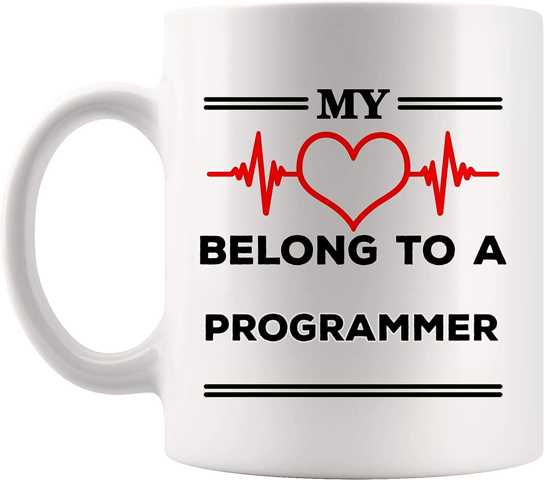 IT gift coder gift software engineer gift Custom Cartoon Portrait Programmer Christmas gift