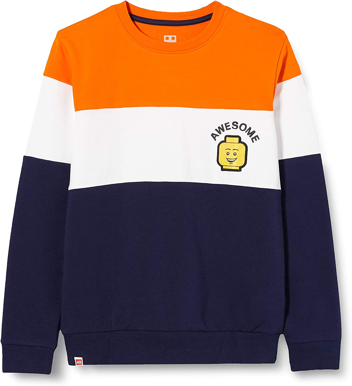 LEGO MW-Sweatshirt Maglia di Tuta Bambino