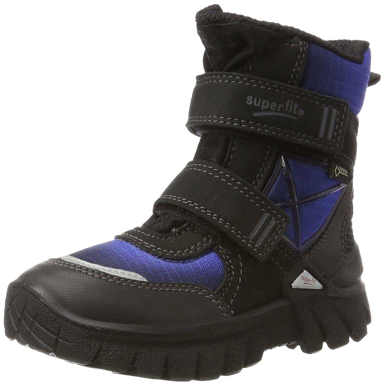 617bbee65b7597 SUPERFIT Schuhe Winterstiefel schwarz Klettverschluss Warmfutter GORE TEX  NEU Kleidung   Accessoires Kindermode
