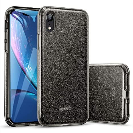 coque iphone xr paillette ultra legere
