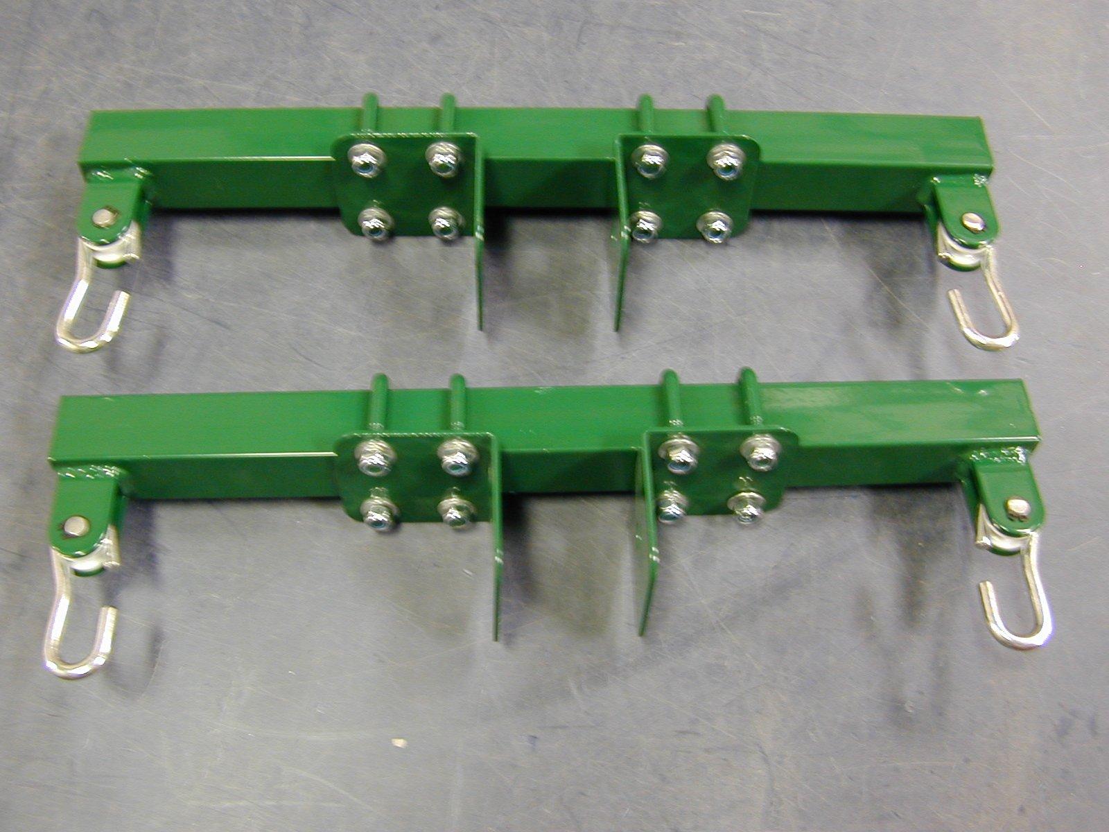 Adjustable Glider Bracket (pair) by swingsetaccessories.com by swingsetaccessories.com