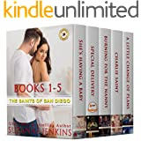 The Saints of San Diego Collection Books 1-5