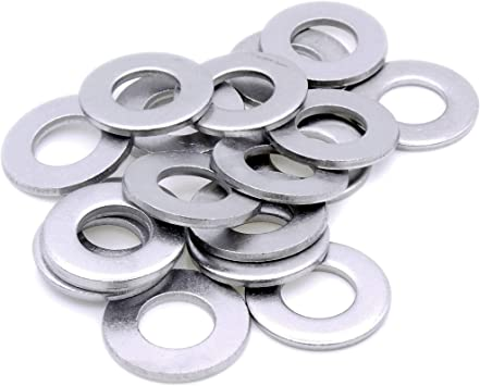 5mm WAVY SPRING WASHER  STAINLESS A2-50 PACK CRINKLE WASHERS M5