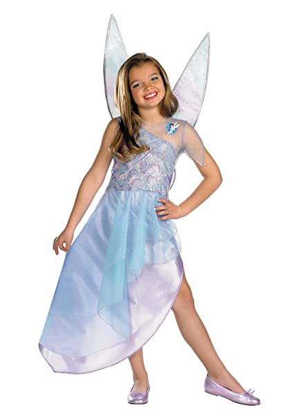 Disney Silvermist Fairy Costume - Child Small  sc 1 st  Amazon.com & Amazon.com: Disney Silvermist Fairy Costume - Child Small: Toys u0026 Games