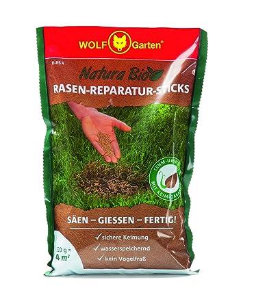 WOLF Garten Saatgut, Natura Bio   R RS 4 Rasen Reparatur