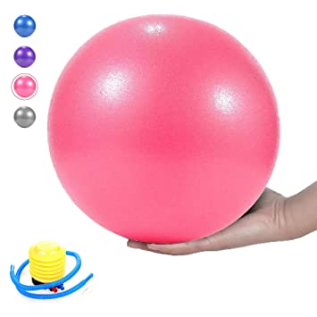 Amazon.com: MICOK - Pelota de pilates, bola de barra, mini ...