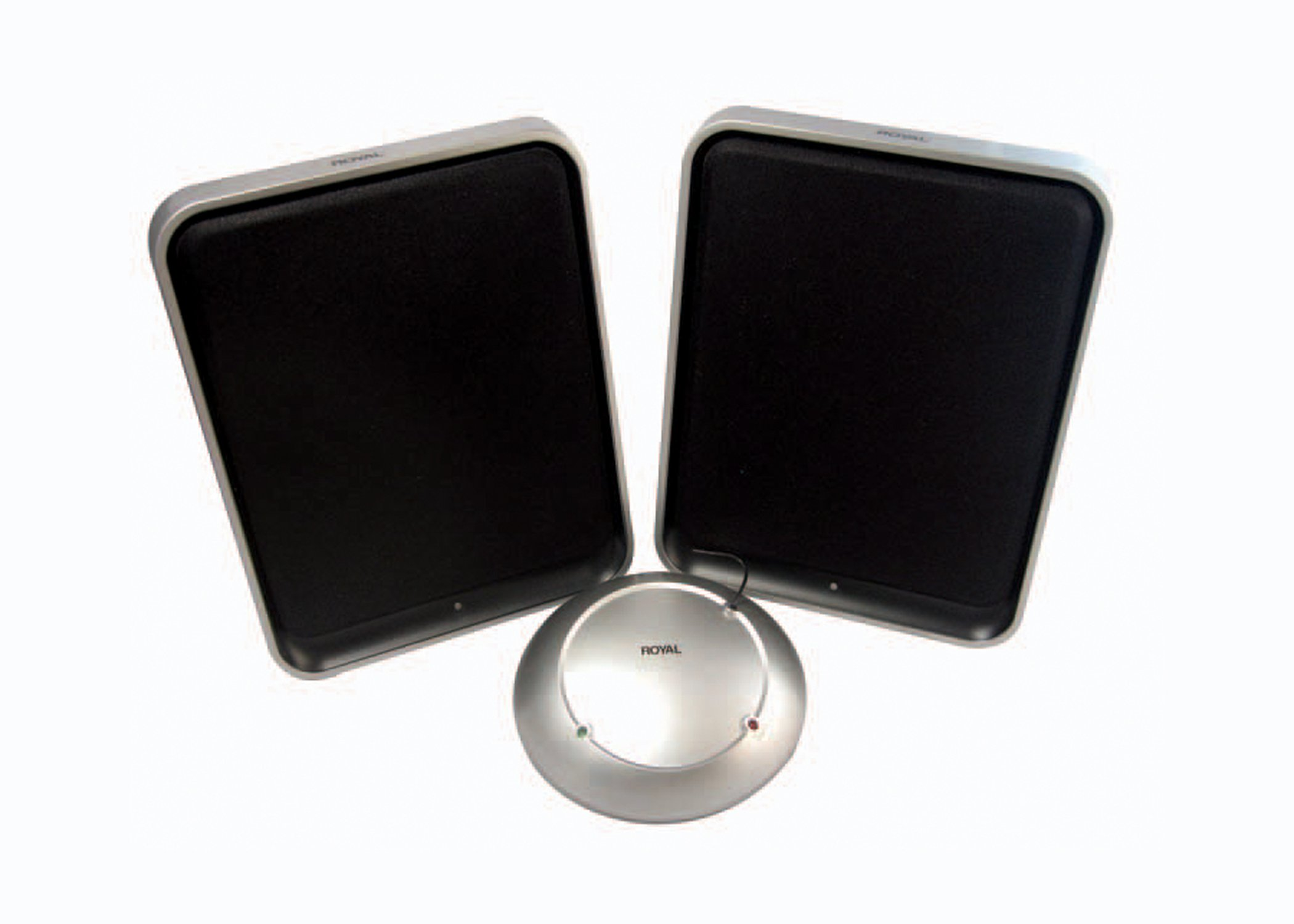 Royal 29297W WES 600 Wireless Stereo Speaker System