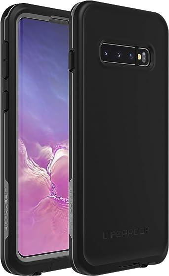 Lifeproof Fre Wassserdichte Schutzhülle Für Samsung Galaxy S10 Schwarz Elektronik