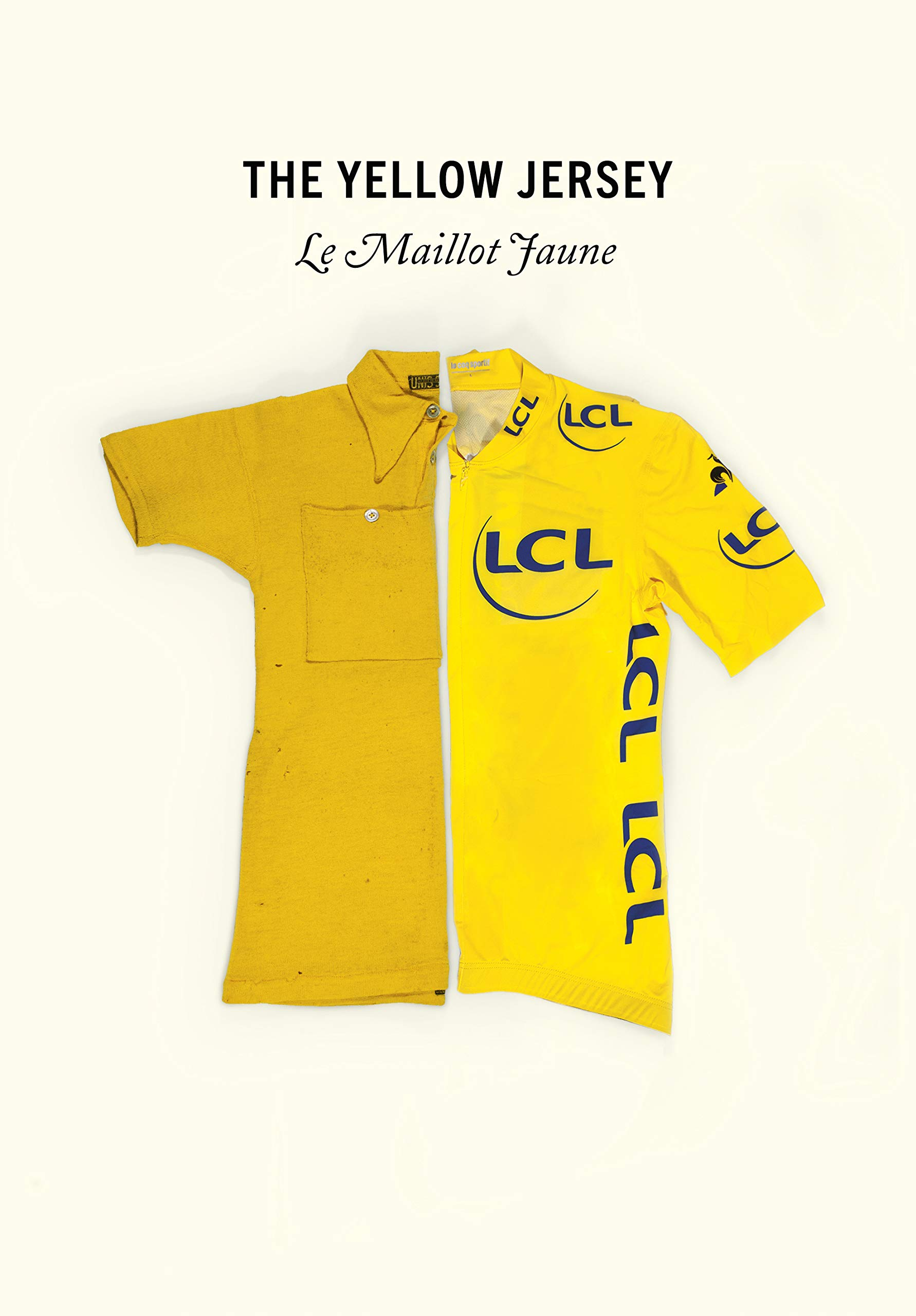 The Yellow Jersey: Cossins, Peter: 9781787290389: Amazon.com: Books