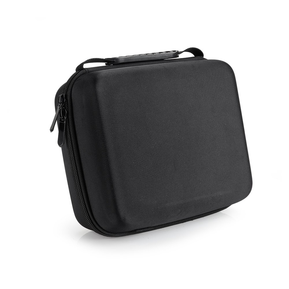 Pergear EVA Multi-function Portable Protective Travel Carrying Case-Black (21.5*17.5*9 cm/ 8.46*6.89*3.54in ) for Feelworld F6/ FW703/ S450-M/ F55/ F7S/ T7/ F570/ FW450/ FW759 Lilliput FS7/ A5 Monitor