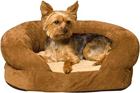 K&H PET PRODUCTS Ortho Bolster Sleeper Pet Bed