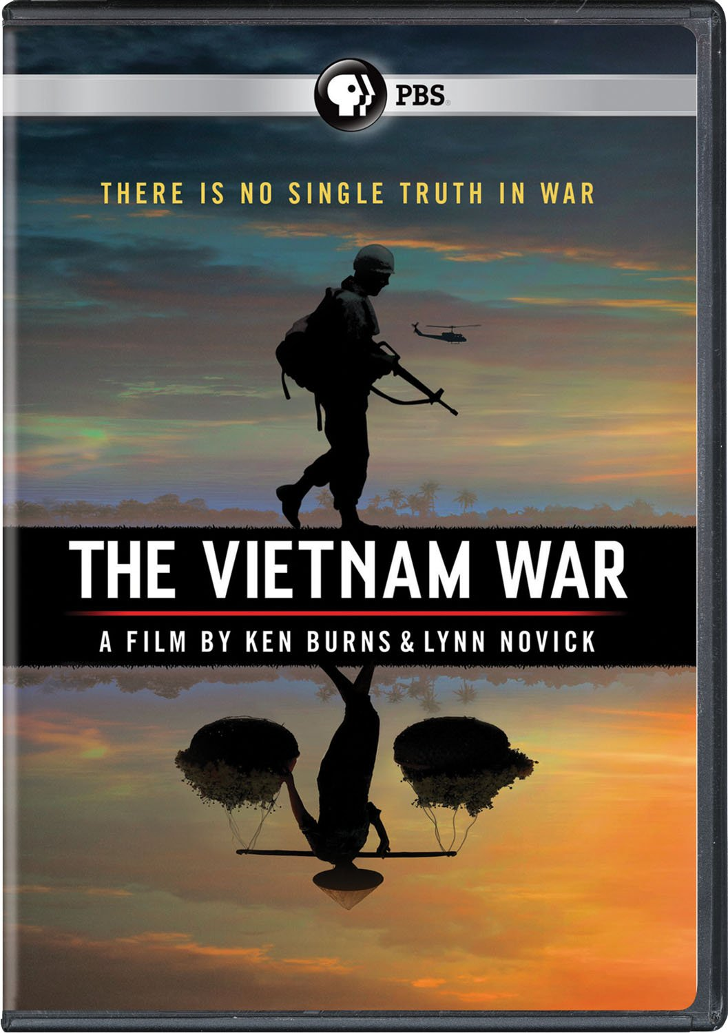 The Vietnam War: A Film by Ken Burns and Lynn Novick DVD by PBS DISTRIBUTION