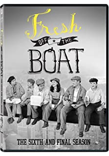 Book Cover: Fresh Off The Boat: The Complete Sixth Season