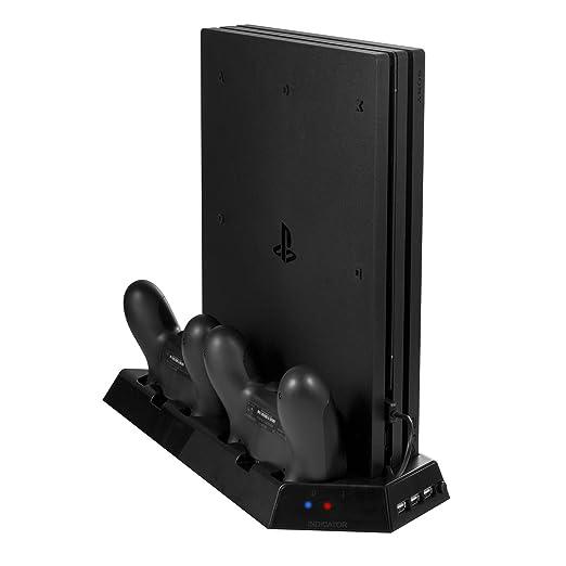 133 opinioni per Younik VG-06 PS4 Pro supporto verticale ventola di raffreddamento con Dualshock