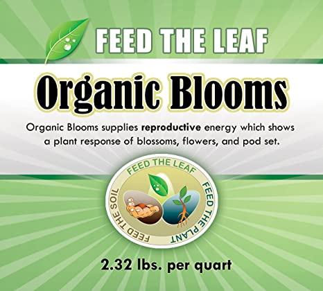 Organic Blooms - With a Simple Foliar Spray You can Initiate Flowering On  Demand  Just Mix with Water and Lightly Mist Strawberries, Flowers,