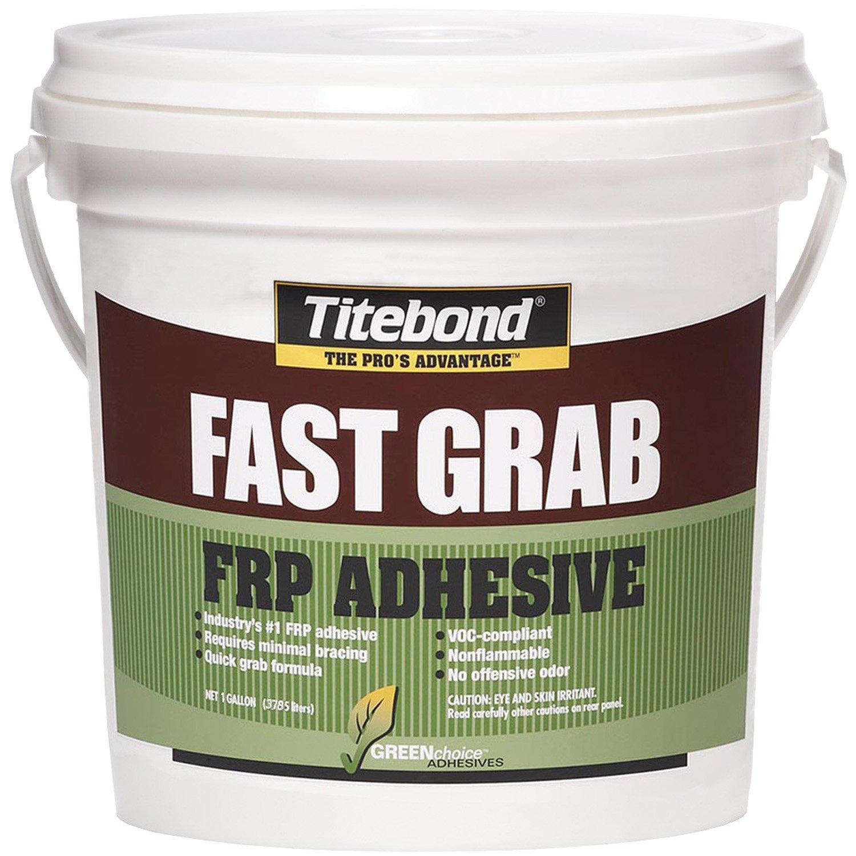 Titebond 4056 GREENchoice Fast-Grab FRP Adhesive Pail, 1 gal