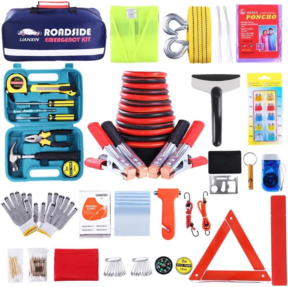 Lianxin Roadside Assistance Emergency Kit
