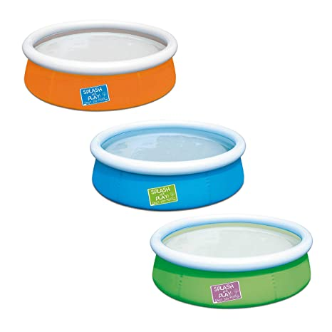 Piscina hinchable infantil Bestway My First Fast Set Pool: Amazon ...