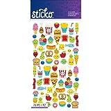 Sticko Stickers-Mini Food Characters