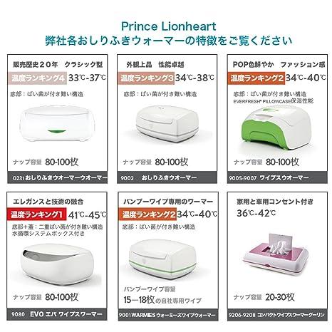 Amazon.com: Calentador de toallitas Prince Lionheart, el ...