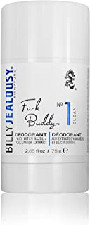 product image for Billy Jealousy Funk Buddy No 1 Deodorant, Clean, 2.65 Fl Oz