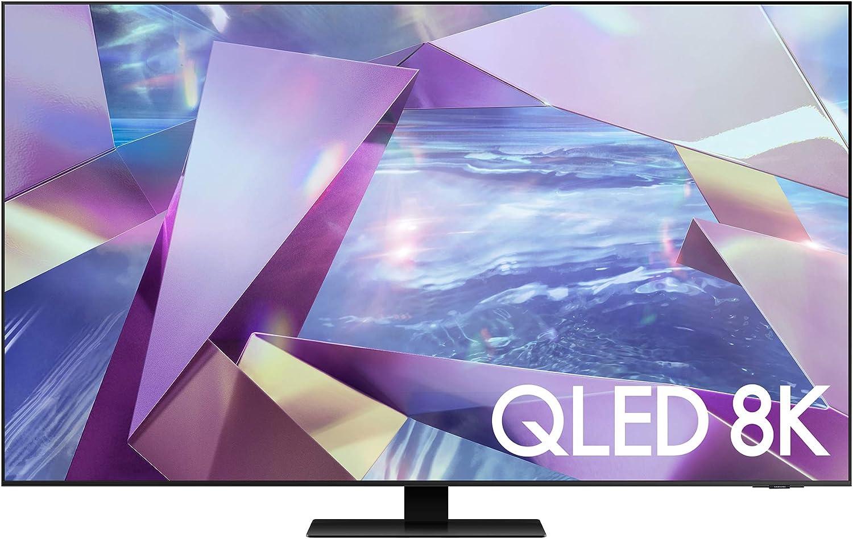 Samsung Qled 8k Q700t 138 Cm 55 Zoll Quantum Prozessor 8k Quantum Hdr Ultimate 8k Dimming Pro Modelljahr 2020 Heimkino Tv Video