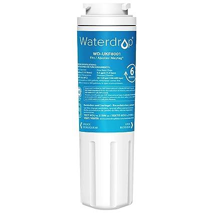 6 WATERDROP UNIVERSAL Water Filter