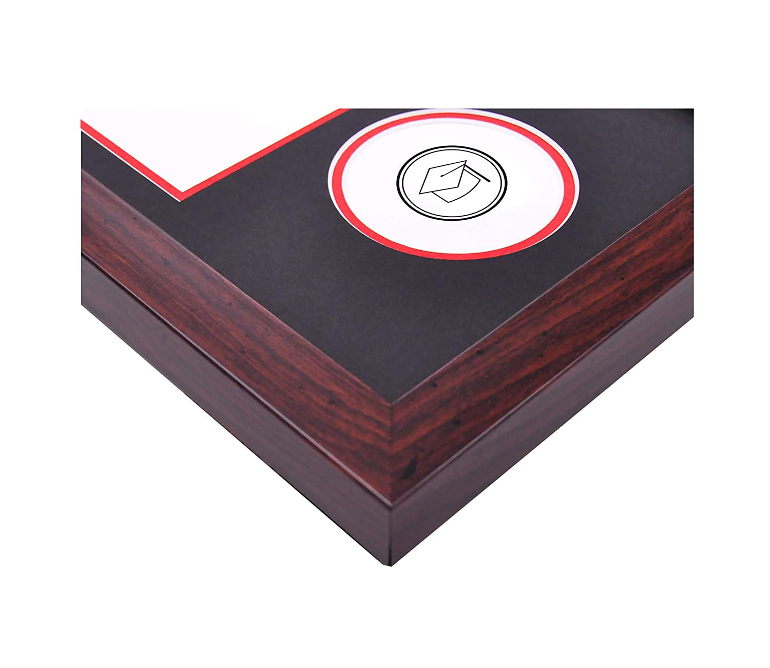 Campus Images NCAA Georgia Bulldogs University Spirit Photo Frame Horizontal