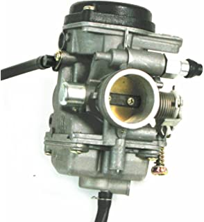 carburetor for roketa jetmoto hunter tank scout jianshe mountain lion baja  wilderness trail 250cc atv (