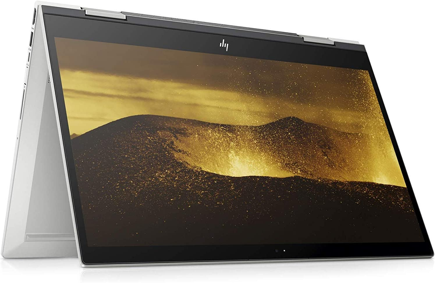 HP Envy Touch 15t-CN100 x360 2-in-1 Convertible Laptop Intel i5 Quad up to 3.9GHz 12GB RAM 512GB SSD 15.6inch FHD Backlit Keyboard Fingerprint Reader (Renewed)