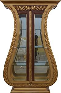 Maggiolini 2 Door Curio Cabinet
