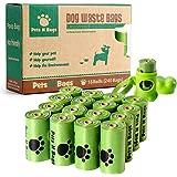 Poop Bags, Pets N Bags Dog Waste Bags, Refill Rolls