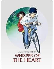 Whisper Of The Heart Steelbook