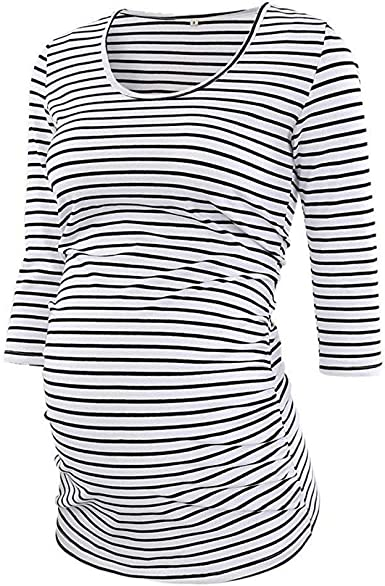 Huixin Camisa De Maternidad Tops De Maternidad para Mujer ...