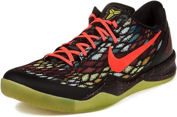 Herméticamente Agotar Banco de iglesia  Nike Mens Kobe 8 System Christmas Black/Bright Crimson Synthetic Basketball  Shoes Size 14: Amazon.ca: Shoes & Handbags