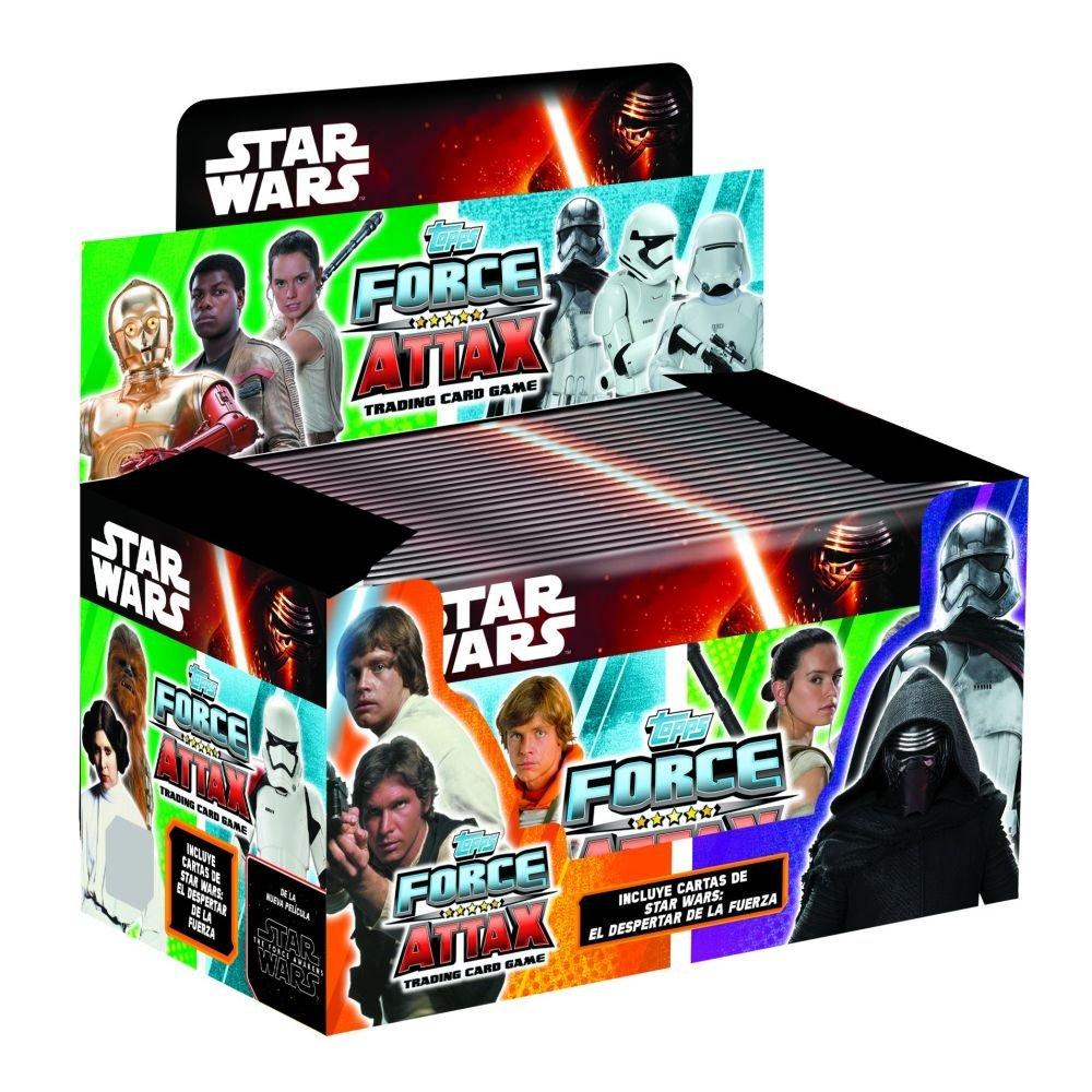 Star Wars Expositor de sobres de cartas (Topps TODFCBT)