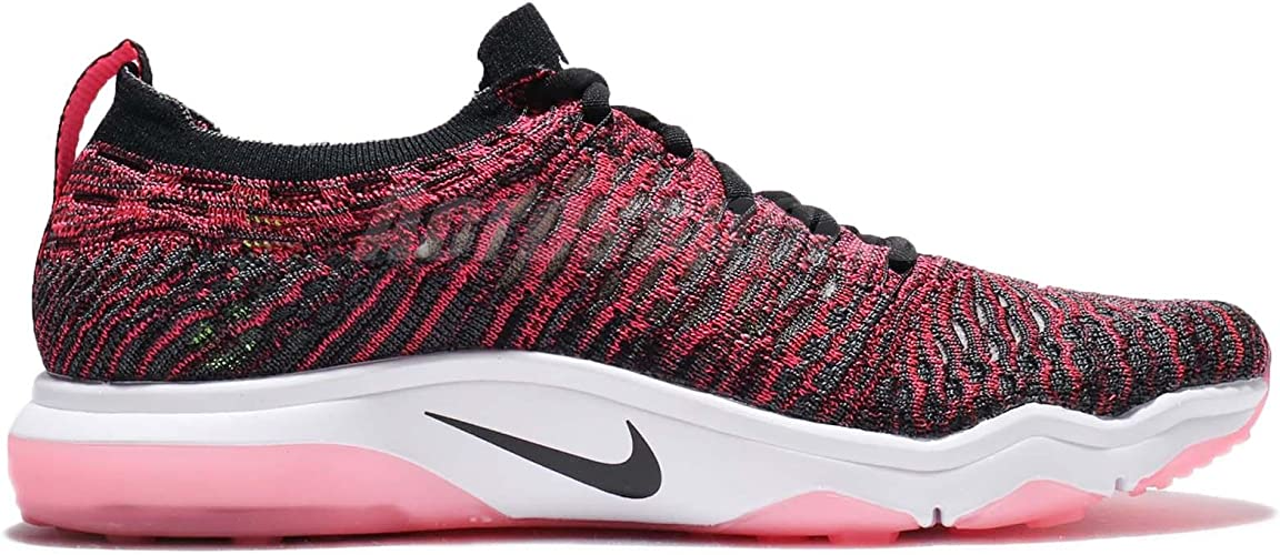 Womens NIKE AIR ZOOM FEARLESS FLYKNIT Running Trainers 850426 009